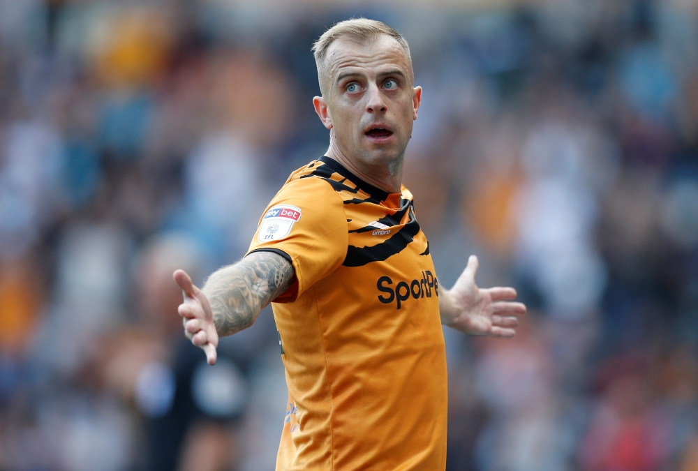 Kamil Grosicki says he is ready to talk about a new contract with Hull City and wants to begin negotiations soon after entering the last 12 months of his deal.