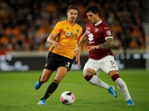 Wolves midfielder Leander Dendoncker will miss Belgium's clash at San Marino on Friday after picking up a knock in training.