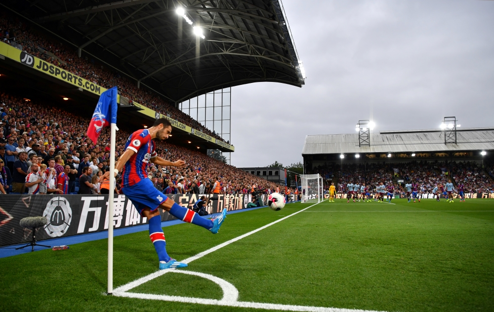 Luka Milivojevic has indicated the lack of an offer from a top club pushed him towards penning a new long-term deal with Crystal Palace.