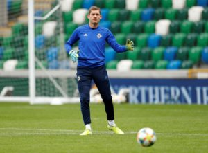 Michael McGovern looks set to face Aston Villa on Saturday after Ralf Fahrmann and Jamal Lewis joined Norwich's ever-growing injury list at the weekend.