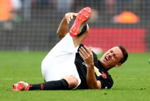 Manchester United midfielder Nemanja Matic has dismissed speculation he has fallen out with manager Ole Gunnar Solskjaer.