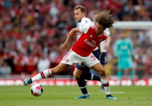 Matteo Guendouzi has been rewarded for his strong start to the season at Arsenal by being handed his first call-up to the France squad.