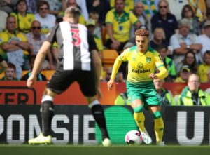 Norwich defender Max Aarons has played down the significance of the injury which forced him off the field in the England Under-21's win over Kosovo.