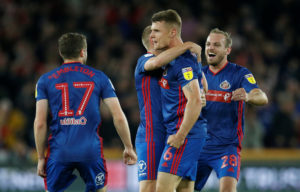 Max Power scored the only goal as League One side Sunderland beat Premier League Sheffield United to reach the Carabao Cup fourth round.