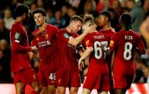 Liverpool have booked their place in the fourth round of the Carabao Cup after seeing off League One MK Dons at Stadium MK on Wednesday.