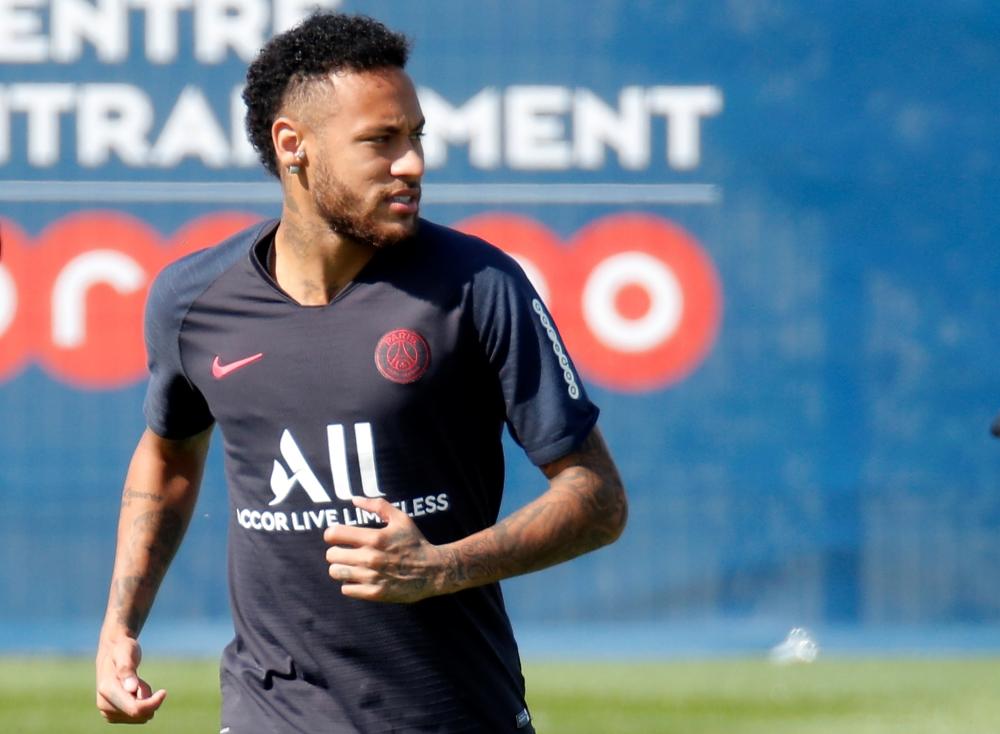 Neymar is still on Barca's radar.