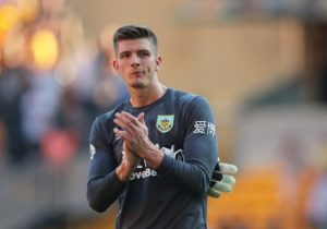 Nick Pope appears to have won the battle to be Burnley's No.1 and he may also eventually become England's first-choice goalkeeper.