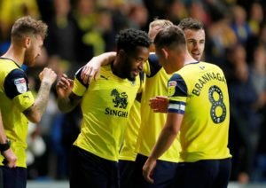 Oxford United sprang a massive shock in the third round of the Carabao Cup as they swept aside West Ham 4-0 at the Kassam Stadium.