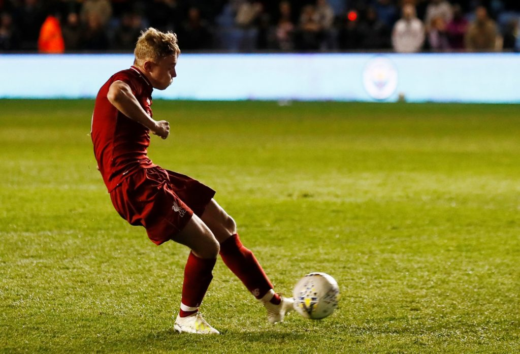 Liverpool teenager Paul Glatzel has signed a long-term contract with the club but is he capable of making the leap into the first-team?