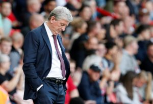Crystal Palace coach Roy Hodgson deserves backing from the board.