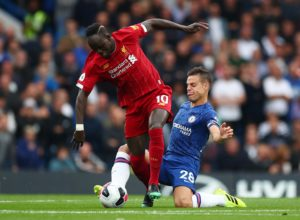 Jurgen Klopp has confirmed Sadio Mane picked up an injury during Liverpool's 2-1 triumph over Chelsea in the Premier League on Sunday.