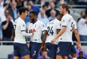 Tottenham were back to their best as they claimed a routine 4-0 home victory over Crystal Palace in the Premier League.