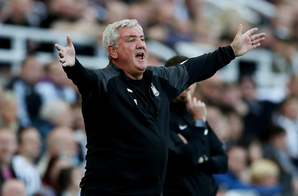 Steve Bruce's dream job of managing his boyhood club is fast turning into a nightmare and the Newcastle boss is doing little to help his cause.