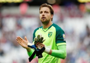 Tim Krul says he doesn't expect Norwich's standards to drop against Manchester City despite the Premier League new boys having several injury concerns.