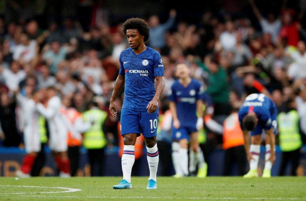 Willian may not have left Chelsea this summer, but it appears Juventus are interested in signing the Brazil international.