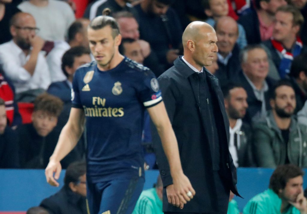 Coach Zinedine Zidane insists he is not bothered by rumours that Jose Mourinho is poised to replace him in the Real Madrid dugout.