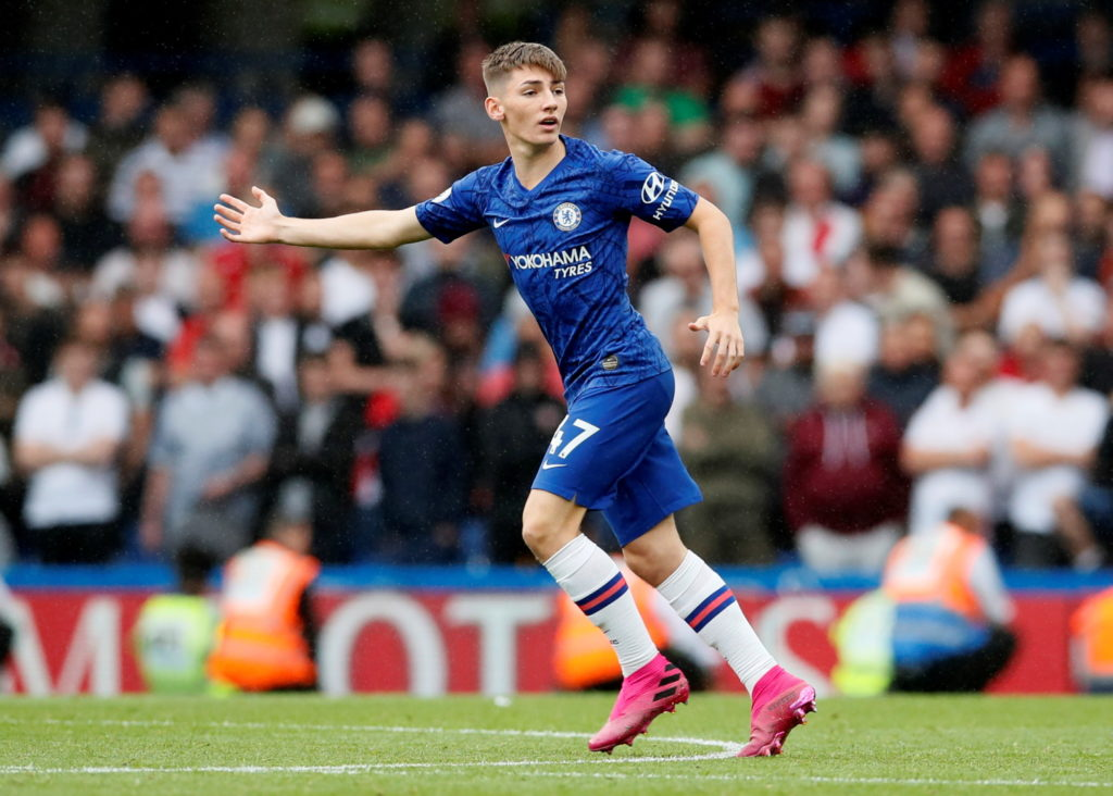 "Teenager Billy Gilmour has said Frank Lampard's faith in the youngsters at Chelsea has resulted in a ""good vibe"" within the ranks at Stamford Bridge."