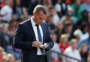 Leicester boss Brendan Rodgers may use the third-round Carabao Cup tie against Luton on Tuesday night to get minutes into the legs of some of his fringe players