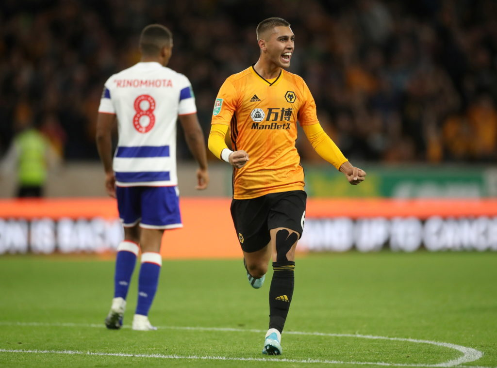 Bruno Jordao and Meritan Shabani will miss Wolves' Premier League visit of Watford on Saturday due to serious ankle and knee ligament injuries.