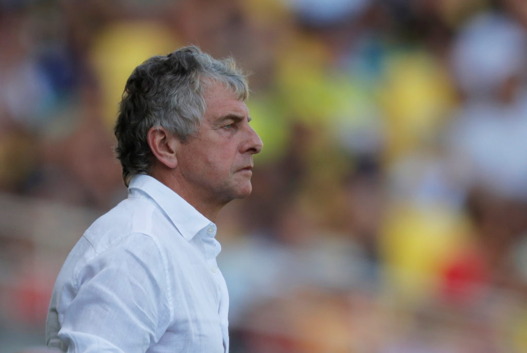 Christian Gourcuff bemoaned the performance of his Nantes' side after they missed the chance to go top of Ligue 1 when losing 2-1 at Strasbourg on Friday.