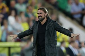 Daniel Farke says Akin Famewo has a bright future.