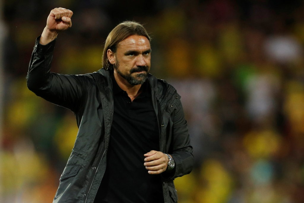 Norwich are only five games into their latest Premier League adventure but they are already being viewed as the example to follow from one Championship club.