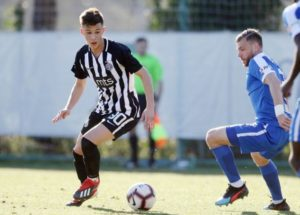 Liverpool sent a scout to Serbia last weekend to check out Partizan Belgrade wonderkid Filip Stevanovic, who signed a new contract earlier this week.