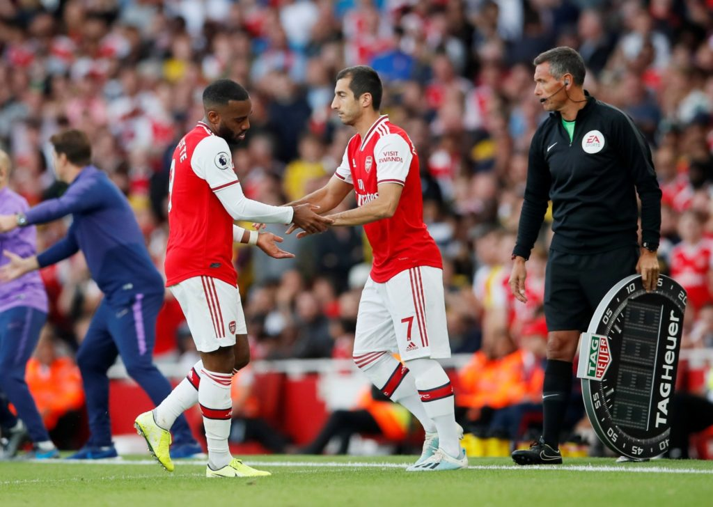 Roma have reached an agreement with Arsenal to take Henrikh Mkhitaryan on a season-long loan as Unai Emery continues to shape his squad.