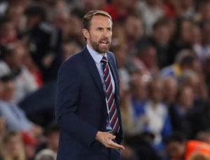 "Gareth Southgate praised England's attacking prowess, but bemoaned the ""basic errors"" in the ""bizarre"" 5-3 Euro 2020 qualifying win against Kosovo."
