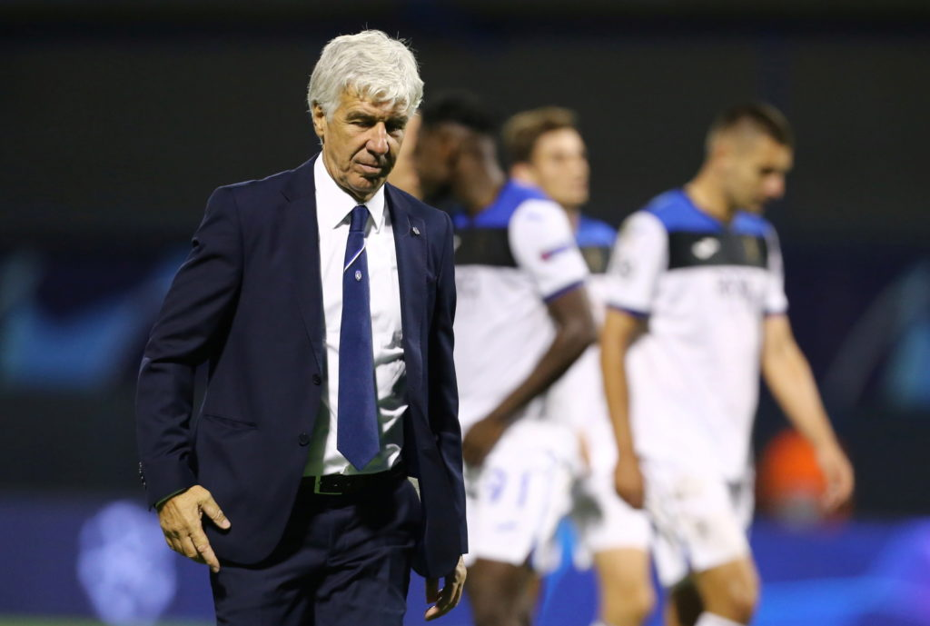 "Gian Piero Gasperini said it would have ""been impossible"" for him to leave his job at Atalanta for Serie A rivals Roma during the summer."