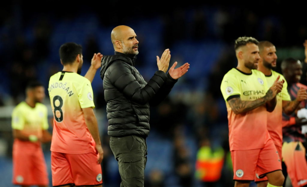 Pep Guardiola claimed his Manchester City side could not have afforded a slip-up after grinding out a hard-fought win at Everton.