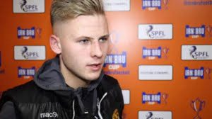 Sheffield United are among a clutch of Premier League and Championship clubs monitoring Motherwell's teenage targetman James Scott.