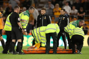 Wolves have concerns over the fitness of debutants Bruno Jordao and Meritan Shabani after they were stretchered off against Reading.