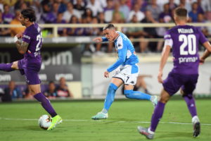 The agent of Jose Callejon has revealed that Napoli's opening new contract offer did not match his demands, but he remains open to staying put.