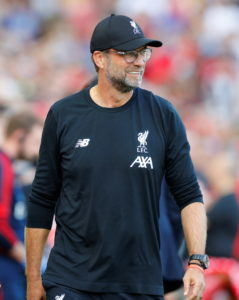 Liverpool boss Jurgen Klopp has been named men's coach of the year at the Best FIFA awards in Milan on Monday night.