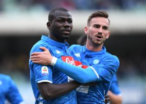 Kalidou Koulibaly is a Man City target.