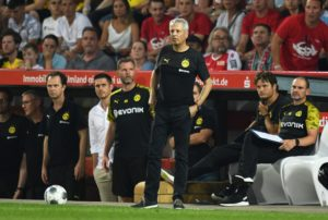Lucien Favre could guide BVB to glory this year.