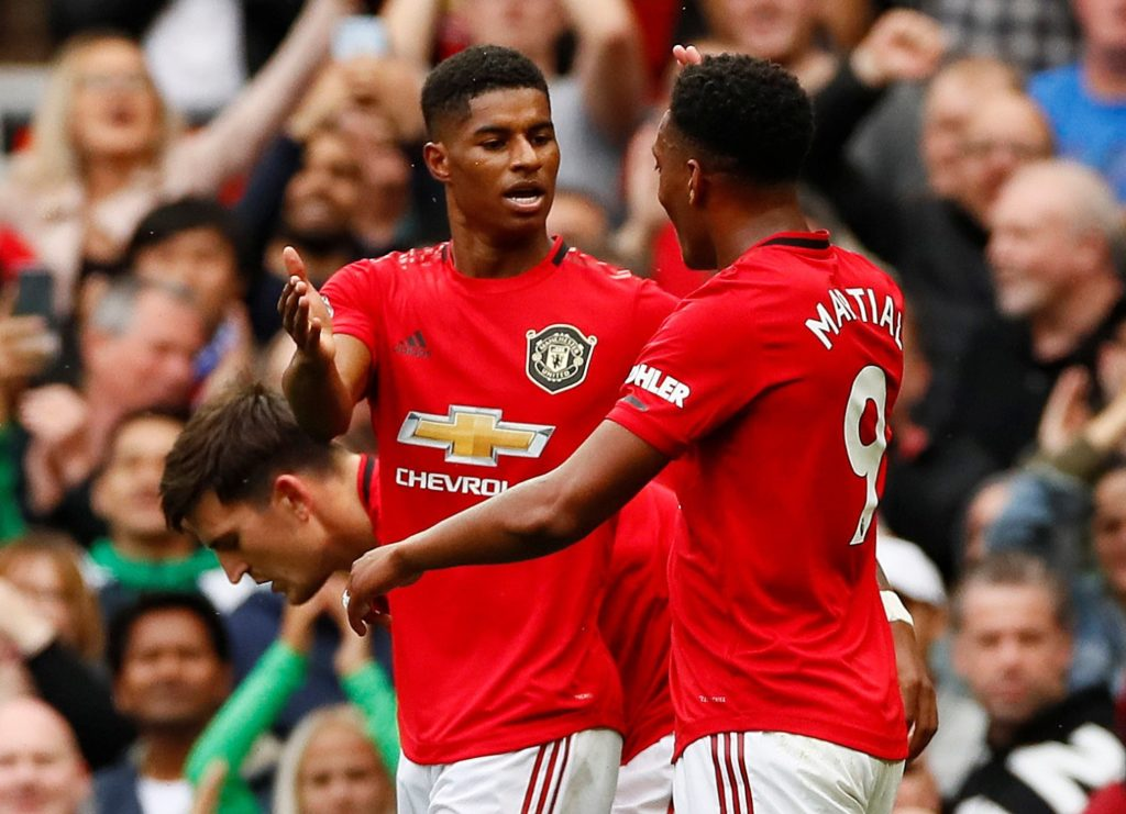 Marcus Rashford is confident that he will achieve his ambitions at Manchester United despite Michael Owen suggesting that he is not a natural goalscorer.