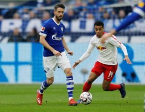 Schalke striker Mark Uth is looking to rediscover his top form after making a successful return from a five-month injury lay-off on Sunday.