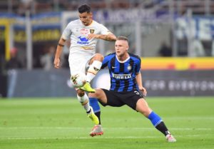 Pep Guardiola is reportedly lining up a January transfer window move for Inter Milan defender Milan Skriniar to ease Manchester City's defensive concerns.