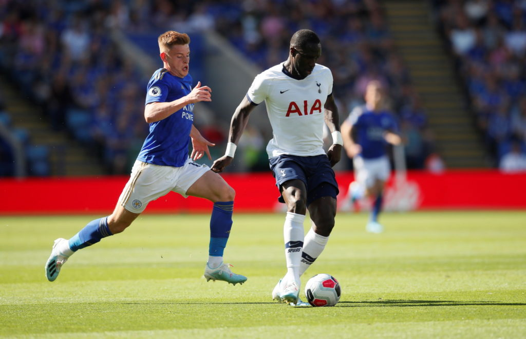 Tottenham have confirmed midfielder Moussa Sissoko has signed a new contract which will keep him at the club until 2023.