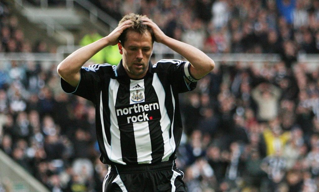 Michael Owen has slated Newcastle United in his new book and suggested that the club is delusional about its status in the English game.