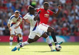 Manchester United will be without Paul Pogba and Anthony Martial for Saturday's Premier League visit of Leicester, who boast a near clean bill of health.