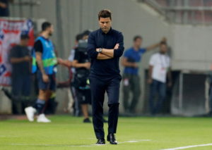 Tottenham boss Mauricio Pochettino accepts his side have some hard work to do after their defensive frailties came back to haunt them in Greece.
