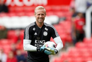 Goalkeeper Kasper Schmeichel was disappointed with the 1-0 loss at Manchester United and has vowed that Leicester City will learn from the defeat.
