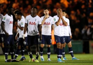Tottenham boss Mauricio Pochettino is desperate for his side to get back to winning ways against Southampton in the Premier League this weekend.