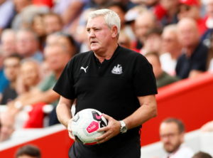 "Steve Bruce is already talking about ""cup final"" fixtures in the Premier League ahead of Newcastle United's visit of Brighton on Saturday evening."