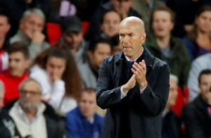 The pressure is on Zinedine Zidane like never before after Real Madrid were crushed by Paris Saint-Germain and he is facing the bullet unless things pick up