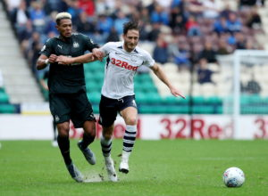 Brighton are in pole position to sign highly-rated defender Ben Davies from Preston despite competition from some of their Premier League rivals.