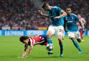 Juventus midfielder Rodrigo Bentancur has emerged as a potential transfer target for Barcelona.